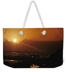 Canary Islands Sunset Weekender Tote Bag