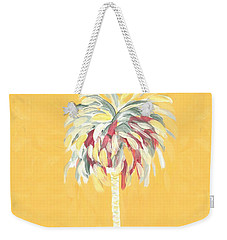 Canary Palm Tree Weekender Tote Bag