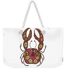 Cancer Weekender Tote Bag
