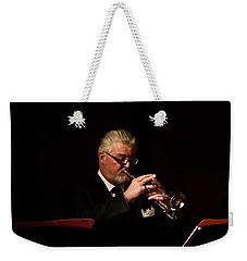 Weekender Tote Bag featuring the photograph Cancon Primi Toni  by Miroslava Jurcik
