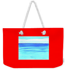 Cancun Mexico Weekender Tote Bag by Dick Sauer
