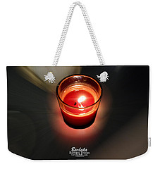 Candle Inspired #1173-3 Weekender Tote Bag