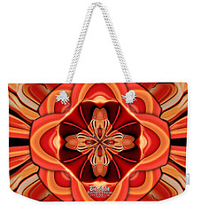 Candle Inspired #1173-4 Weekender Tote Bag