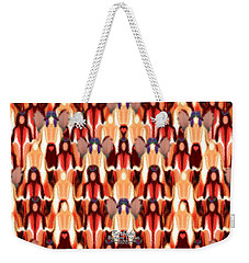 Candle Inspired #1173-8 Weekender Tote Bag