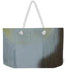 Candle Weekender Tote Bag