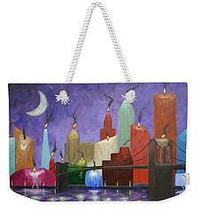 Candleopolis Weekender Tote Bag