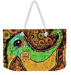 Candy Bird Weekender Tote Bag