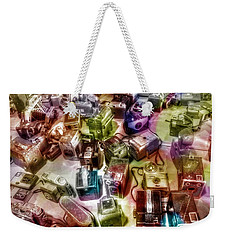 Candy Camera Weekender Tote Bag