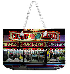 Candy Land Weekender Tote Bag