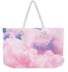 Candy Sky Weekender Tote Bag