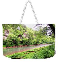 Caney Fork River Weekender Tote Bag