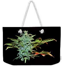 Weed Weekender Tote Bag