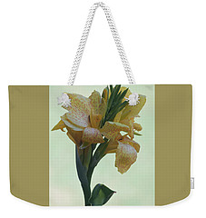 Cannas Amarillo IIi Weekender Tote Bag