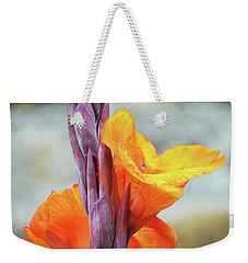 Cannas Weekender Tote Bag by Terence Davis
