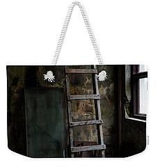 Cannery Ladder Weekender Tote Bag