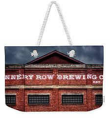 Cannery Row Weekender Tote Bag