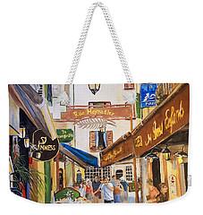 Cannes Weekender Tote Bag