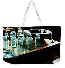 Canning Jars Weekender Tote Bag