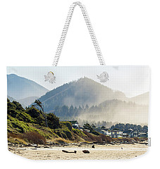 Cannon Beach Oceanfront Vacation Homes Weekender Tote Bag