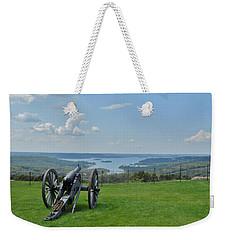 Cannons Ready Weekender Tote Bag by Julie Grace