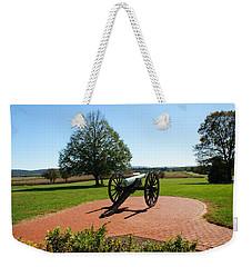 Canon At Antietam Weekender Tote Bag