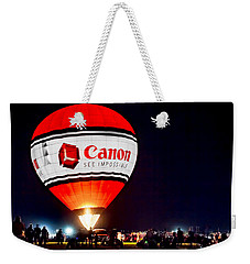 Canon - See Impossible - Hot Air Balloon Weekender Tote Bag