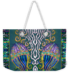Canopy Under The Sea Weekender Tote Bag