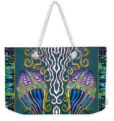 Canopy Under The Sea Weekender Tote Bag