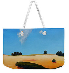 Canvas 2 Of Triptych Weekender Tote Bag