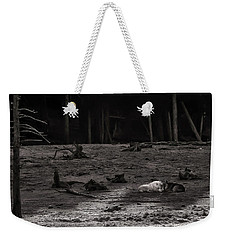 Canyon Alpha Love Story Unsigned Weekender Tote Bag