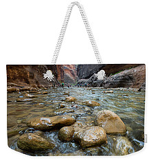 Canyon Beauty Weekender Tote Bag