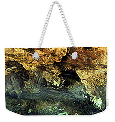 Weekender Tote Bag featuring the painting Canyon Country by Nancy Kane Chapman