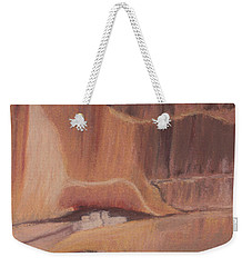 Canyon De Chelly Cliffdwellers #2 Weekender Tote Bag