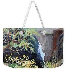 Canyon Land Weekender Tote Bag