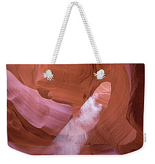 Weekender Tote Bag featuring the photograph Canyon Spirits by Patricia Davidson