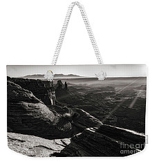 Canyon Sunbeams Weekender Tote Bag