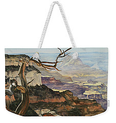 Canyon View Weekender Tote Bag