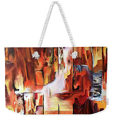 Canyon Walls Weekender Tote Bag