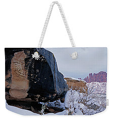 Canyonlands Swirl Weekender Tote Bag