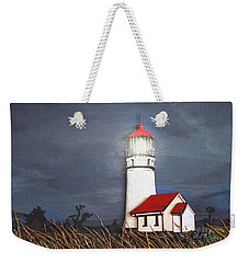 Cape Blanco Glow Weekender Tote Bag