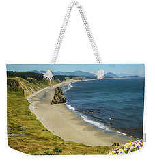 Cape Blanco On The Oregon Coast By Michael Tidwell Weekender Tote Bag