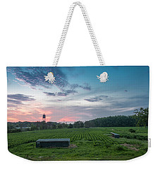 Cape Charles Weekender Tote Bag by Kevin Blackburn