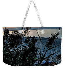 Weekender Tote Bag featuring the photograph Cape Cod Bay by Bruce Carpenter
