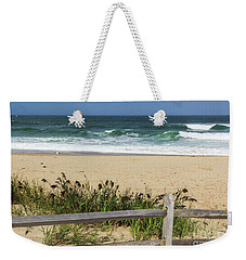 Cape Cod Bliss Weekender Tote Bag by Michelle Wiarda
