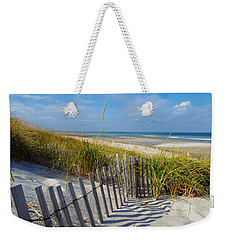 Cape Cod Charm Weekender Tote Bag by Dianne Cowen