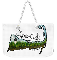 Cape Cod, Mass. Weekender Tote Bag