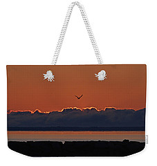 Cape Cod Sunrise #2 Weekender Tote Bag