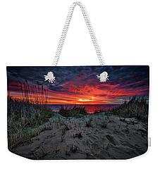 Cape Cod Sunrise Weekender Tote Bag