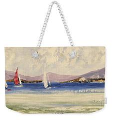 Cape Days Weekender Tote Bag