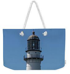 Cape Elizabeth Lighthouse Tower Weekender Tote Bag